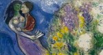 1 Chagall Pair of Lovers and Flowers alta