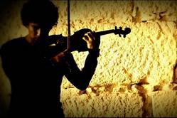 Gaza-violin