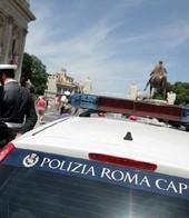 polizia locale vigili urbani roma