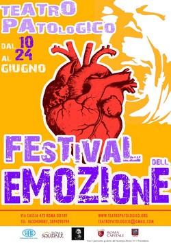 Locandina Festival Emozione