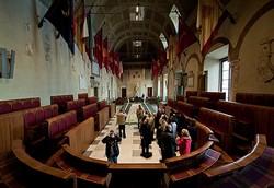 aula giulio cesrae giorgio clementi 1