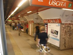 Furio Camillo-Metropolitana di Roma
