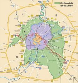 Roma: domenica ecologica fino alle 19