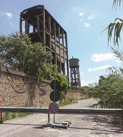 Ponte della Scienza - tramoggia Eni maggio 2014 copia