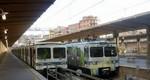Roma ostia vecchi treni