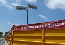 Tor Pagnotta filobus corridoio
