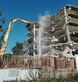 bravetta demolizione