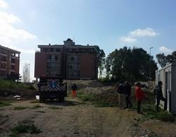 cantiere scuola Muratella 30 marzo 2016