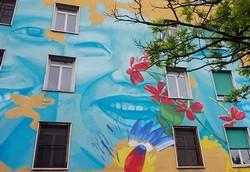 Street art Tor Marancia 1