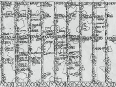 calendario antica roma