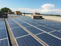 fotovoltaico cecchignola