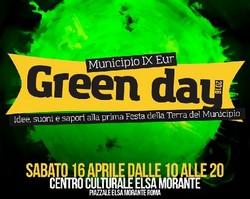 green day muniicpio ix