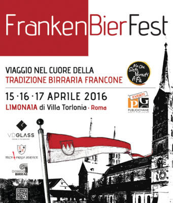 locandina frankenbierfest 2016