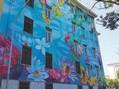 street art tormarancia nuova caravaggio
