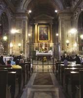 Meraviglie 136 bis - s Lucia in Selci interno