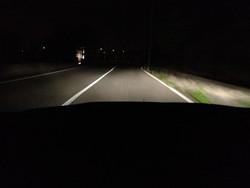 buio stradale