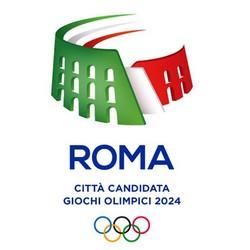 logo roma olimpiadi