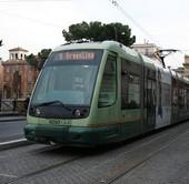 Tram for Argentina