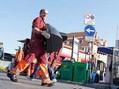 rifiuti ama raccolta infombranti roma