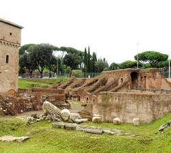AREA ARCHEOLOGICA CIRCO MASSIMO 7