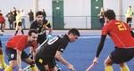 Hockey 140 - in una foto dellarchivio HC Roma una bella immagine di Andrea Zanetti con la prima squadra