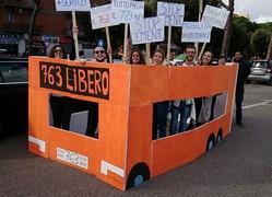 autobus sit in cecchignola nov 2016