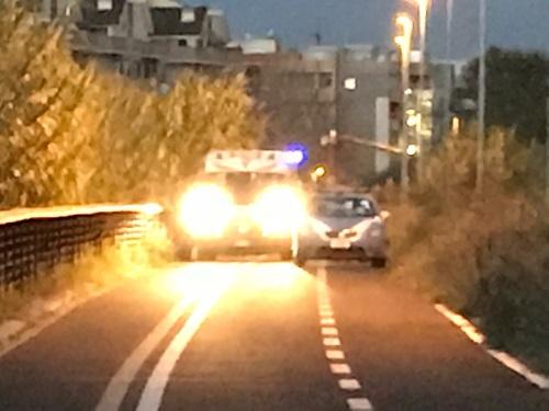 ciclabile polizia magliana