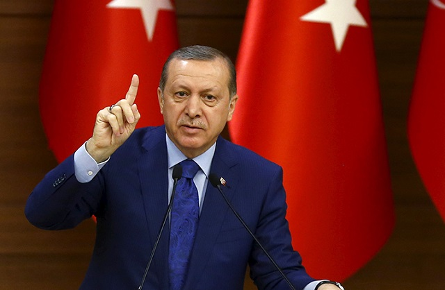 Il presidente turco Erdogan da Papa Francesco, parleranno di Gerusalemme