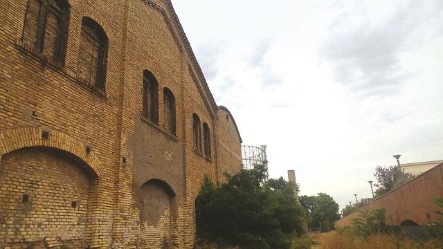 Roma, sgombero all'ex fabbrica Mira Lanza